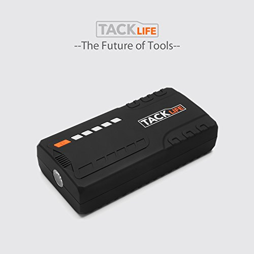 TACKLIFE T6 Booster Batterie - 800A 18000mAh Portable Jump S