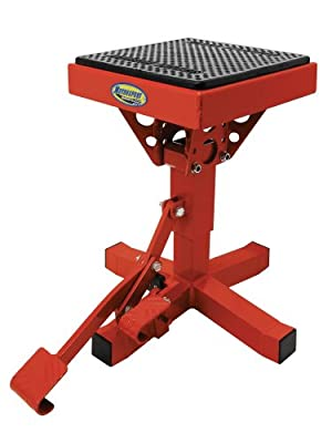 Motorsport Products 92-4013 Red P12 Adjustable Lift Stand