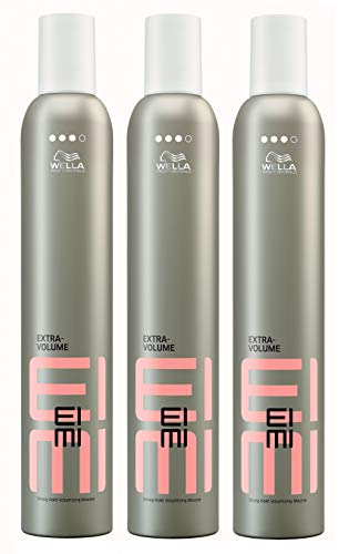 Wella EIMI Extra Volume Mousse SET 3 x 500ml