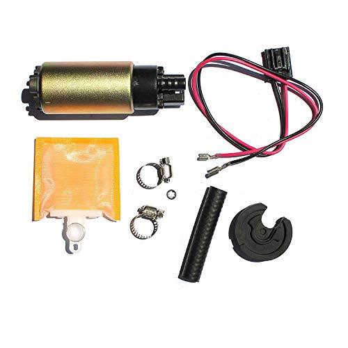 CUSTONEPARTS New Electric Fuel Pump & Install Kit Fit Multiple Models E7154