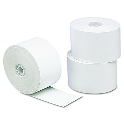 Universal 35711 Single-Ply Thermal Paper Rolls, 1 3/4