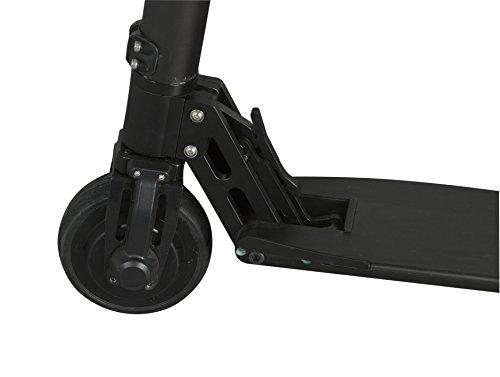 Denver - Elektro Roller mit Alu-Rahmen (schwarz) - Passend für Melon Protect