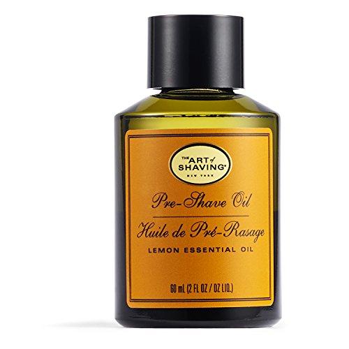 The Art Of Shaving Huile de pré-rasage Citron 60 ml
