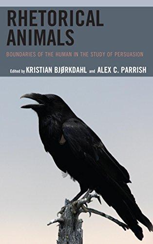 Rhetorical Animals: Boundaries of the Human in the Study of