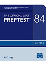 The Official Lsat Preptest 84: June 2018 Lsat