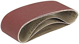 Triton TCMBSFPK 80/100/120 Grit Sanding Belt by Triton