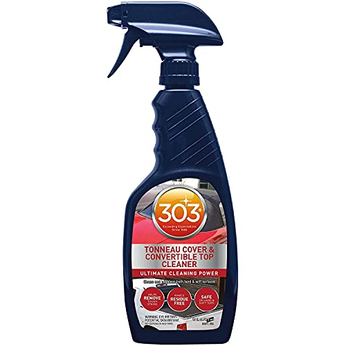 303 Tonneau Cover and Convertible Top Cleaner - Vinyl and Fabric Top Cleaner -...
