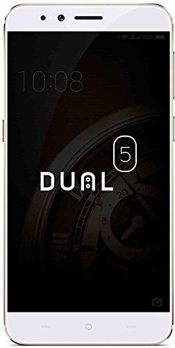 Micromax Dual 5 E4820 (Champagne, 128GB)