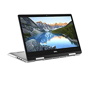 Dell Inspiron 14 5482 14 inch 2in1 Convertible Touchscreen FHD Laptop  Silver  Intel Core i7-8565U 8th Gen 8 GB RAM 512 GB SSD Windows 10 Home  i5482-7179SLV-PUS