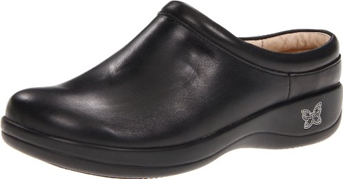 Alegria Kayla Womens Professional Shoe Black Nappa 8 M US