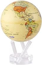 MOVA Political Map Yellow Globe 4.5