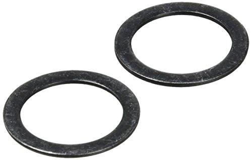 Truvativ Unterlegscheibe für Stahlpedale (2 Stück) Kurbel Und-garnituren, schwarz, 9/16 Zoll