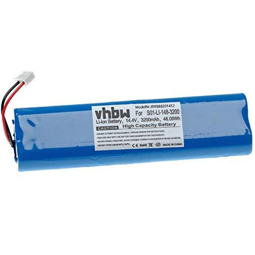 vhbw Batería compatible con Ecovacs Deebot Ozmo 930 aspirad