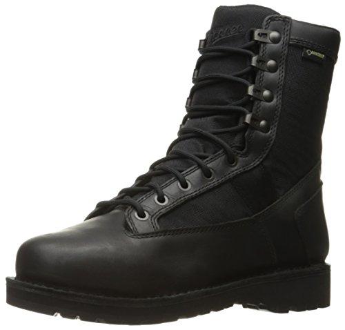 "Danner Men's Stalwart 8"" Black Military & Tactical Boot, 10.5 D US"