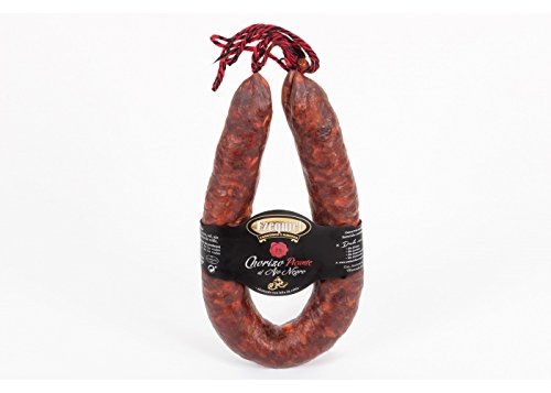 Embutidos Ezequiel Chorizo Al Ajo Negro Picante Ezequiel 425 g