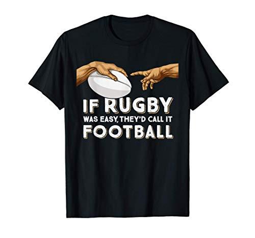 Rugby Michelangelos Hand