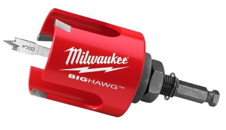 Milwaukee 49-56-9065 6-1/4-Inch Big Hawg Hole Cutter
