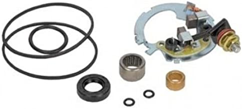 Starter Repair Rebuild Kit for Honda TRX500FA FourTrax Foreman Rubicon 2004-2009, TRX500FGA FourTrax Rubicon 2004-2005, TRX500FGA FourTrax Foreman Rubicon 2006-2008