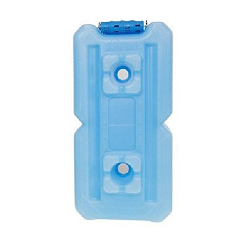 Water Brick 1833-0001 Stackable Water and Food Storage Container, 3.5 gal of Liquid, 27-Pounds of Dry Food Products, Blue