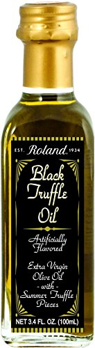 Roland Truffle Oil, Black, 3.4 Ounce