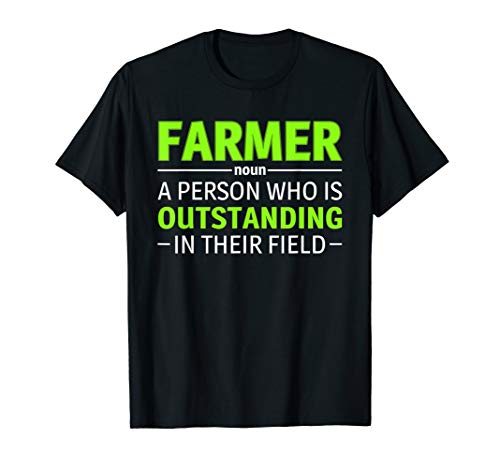 Definition Farmer T-Shirt