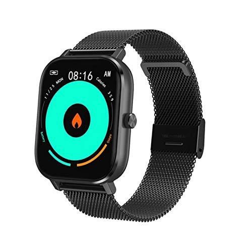 ZGNB DT35 Smart Watch EKG Herzfrequenz Blutdruck Bluetooth Anruf IP67 wasserdichte Sportmode P8 Herren- Und Damen-Smartuhren Für Android Ios,D
