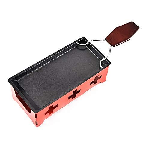 Mini appareil à raclette pliable de Fablcrew