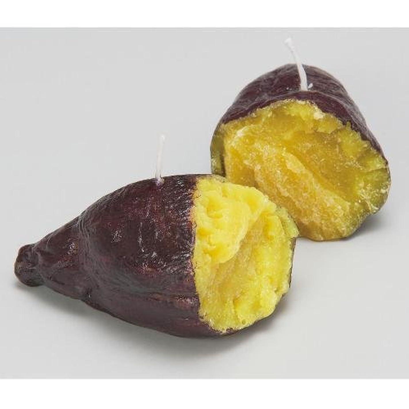 酸化物ピストン独立焼き芋キャンドル