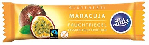 Lubs Maracuja-Fruchtschnitte (30 g) - Bio