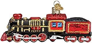 Old World Christmas 46080 Ornament, Train