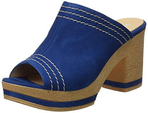 Gadea 40669, Zuecos Mujer, Azul (Ante Ink), 39 EU