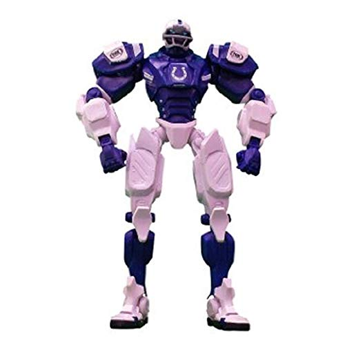 NFL Indianapolis Colts Fox Sports Team Robot, 10-inches