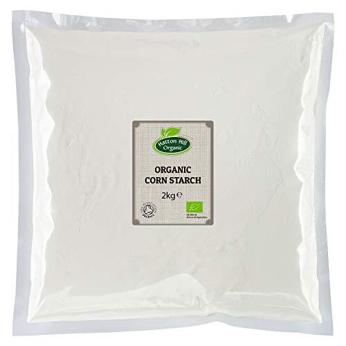 Almidón de maíz orgánico 2kg de Hatton Hill Organic