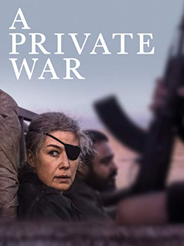A Private War (Sniper Ghost Warrior A Marksman At His Best)