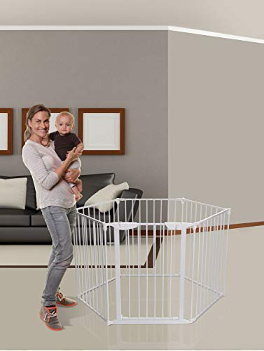 414+X88v25L 8 of the Best Walk Through Baby Gates for 2021 (Review)