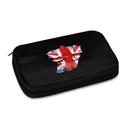 Doctor Vs Bx Electronic Organizer Travel Cable Organizer Cases Electronics Accessories Storage Bag for USB,Sd Cards,Chargers