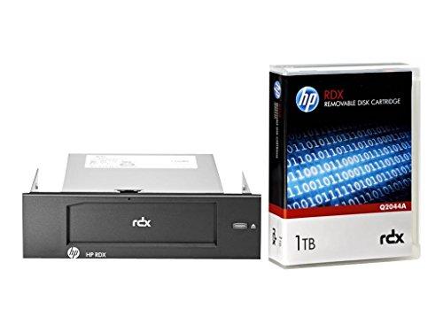HP RDX1000 - Unidad de cinta interna, negro