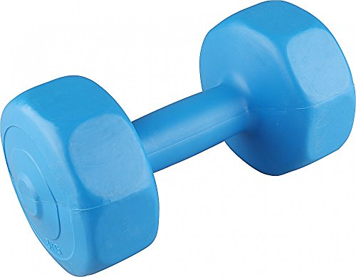 V3Tec Gymnastikhantel blau 2 x 3,0 kg