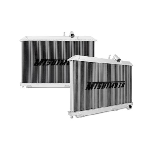 Mishimoto MMRAD-RX8-04 Manual Transmission Performance Aluminium Radiator for Mazda RX-8