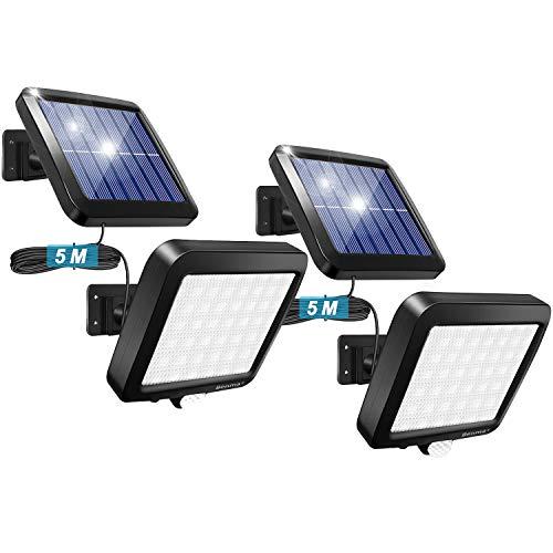 Solarlampen für Außen, [2 Stück] 56...
