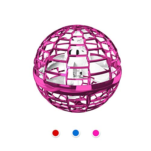 Zzx High-End-Luxus-Fliegen-Ball-Finger-TIPP Gyro CycloTron Anti-Gravity Home Black Technology Kinderspielzeug (Color : Q)
