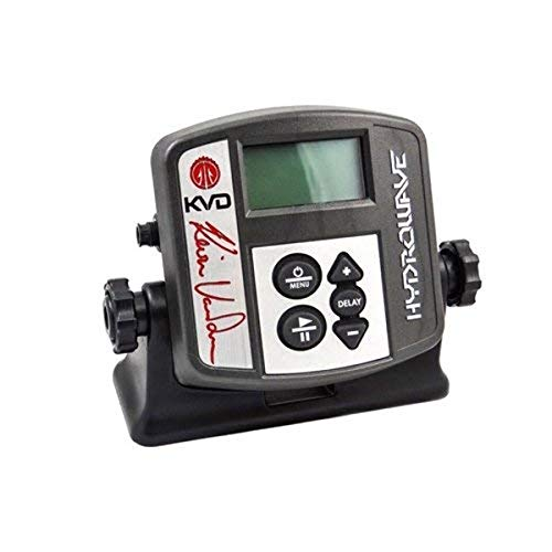 HydroWave 2357545 KVD H2 Electronic Fishing Call Package, Black