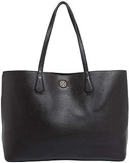 Tory Burch 49122 Black/Beige Brody Women's Tote Bag