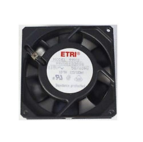 ETRI 99XU0181000 92mm compacta AC230V ventilador
