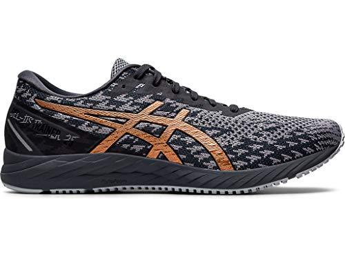 ASICS Men's Gel-DS Trainer 25 Running Shoes, 10, Carrier Grey/Pure Bronze