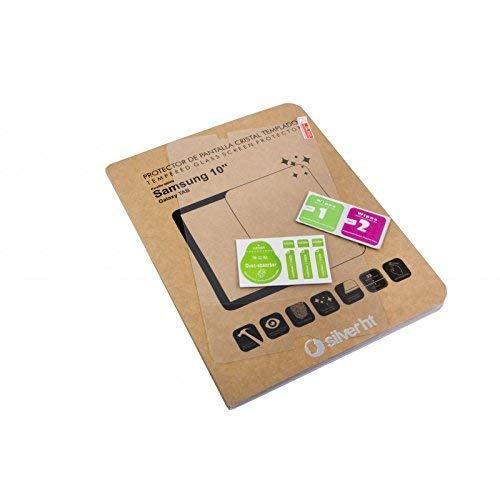 Silver HT - Pack Funda con Teclado para Tablet Samsung Galaxy Tab A de 10.1' (SM-T510...