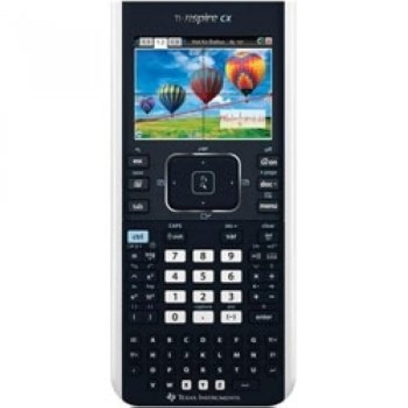 肘掛け椅子出します彼女Texas Instruments Nspire CX Graphic Calculator for Maths and Science by Texas Instruments [並行輸入品]