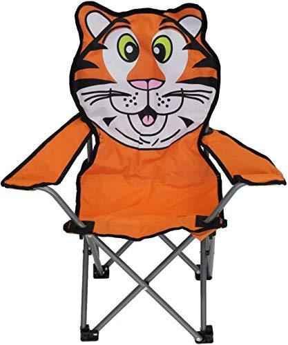 mica Living Kinderstuhl - Tiger - klappbar