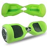 Abby Protettiva Hoverboard Cover in Silicone con Cerniera per 2 Ruote 6,5...