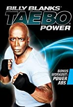 Billy desbastes Tae Bo Power DVD